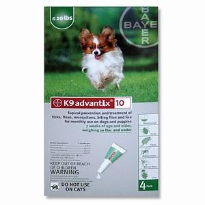 K9 Advantix 10
