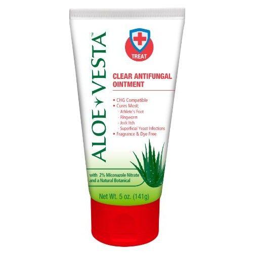 ConvaTec Aloe Vesta Antifungal Ointment, 5 oz.