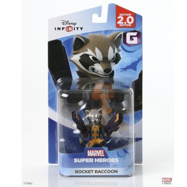 Disney Interactive Disney Infinity: Marvel Super Heroes 2.0 Edition - Rocket Raccoon