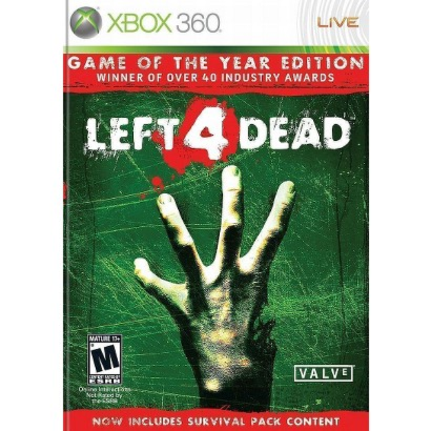 Electronic Arts Left 4 Dead (Game of the Year Edition) (Xbox 360)