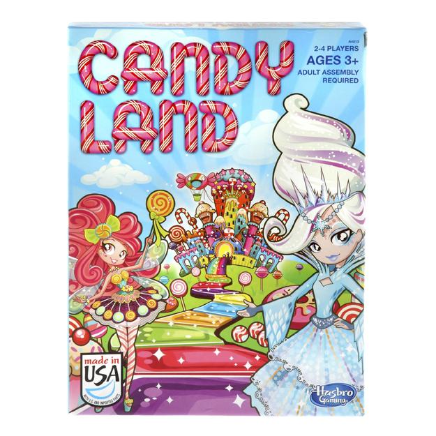 Hasbro HASBRO Candy Land Game - HASBRO, INC.