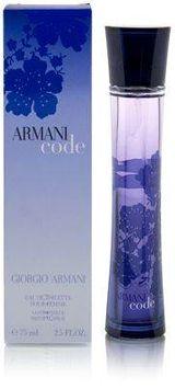 Armani Code for Women by Giorgio Armani Eau De Parfum