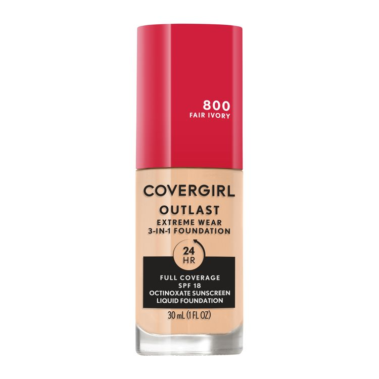 Outlast Extreme Wear Foundation