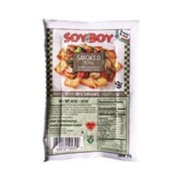 Soy Boy, Tofu, Organic, Smoked, 8 Oz (Pack of 6)