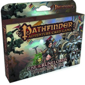 Paizo Pathfinder Adventure Card Game: Rise of the Runelords Character Deck