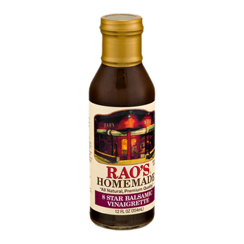 Rao's Homemade 8 Star Balsamic Vinaigrette