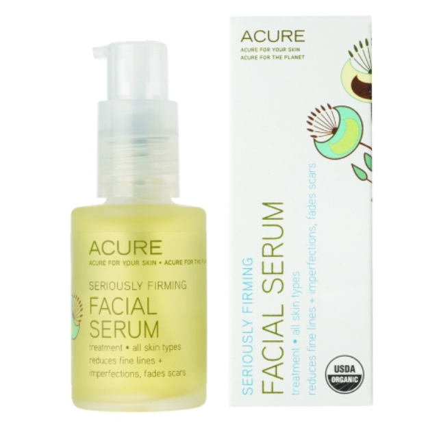 Acure Organics Seriously Firming Facial Serum Reviews 2020