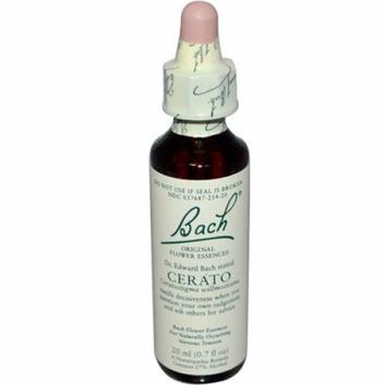 Bach Flower Remedies Essence Cerato 0.7 fl oz