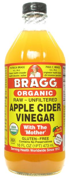 Slide: Braggs Organic Apple Cider  Vinegar