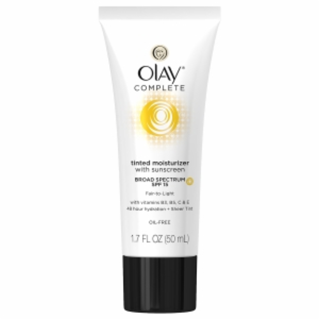 Olay Complete Tinted Moisturizer with Sunscreen Broad Spectrum SPF 15