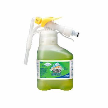 Scrubbing Bubbles Bathroom Cleaner Fresh Scent Liquid Aerosol Can