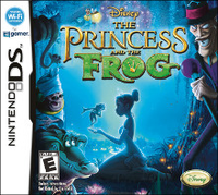 Disney Interactive Disney The Princess and the Frog