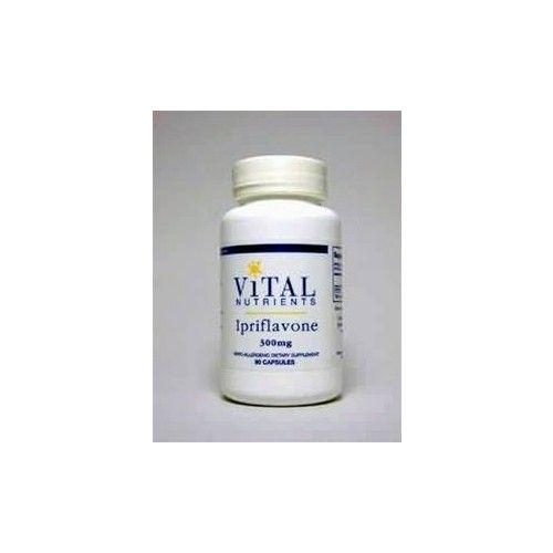 Vital Nutrients Ipriflavone 300 mg 90 Capsules