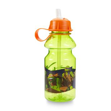 Zak Designs Nickelodeon Turtles Zak Design Nickelodeon Turtles TNTI-K870 14 Oz Tritan Water Bottle Pack Of 3