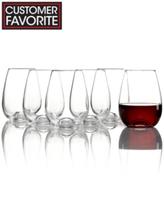 Lenox Glassware, Tuscany Classics Buy 4 Get 6 Stemless Wine Glasses