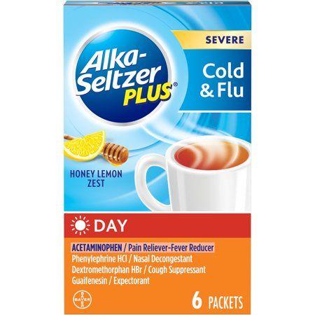 Alka-Seltzer Plus Severe Cold + Flu Day