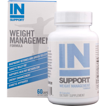 Inbalance INBalance - INSupport Weight Management - 60 Capsules