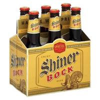 Gambrinus Company Shiner Bock Beer