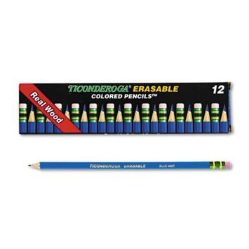 Dixon Ticonderoga Company Ticonderoga Ticonderoga Erasable Colored Pencils