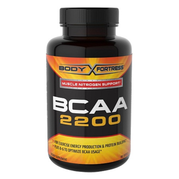 Body Fortress BCAA 2200 Muscle Nitrogen Support