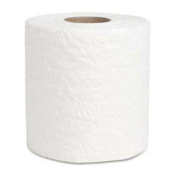 PRIVATE BRAND BATH Bath Tissue 2-Ply 500SH/RL 4-1/2inx3-3/4in 96RL/CT White