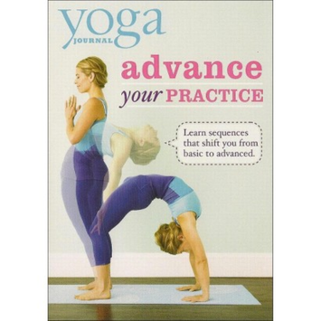 Bayview Films Bayview BV7285 Yoga Journal- Advance Your Practice From Beginner To Advanced