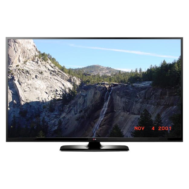Rje Trade International, Inc. Remanufactured LG 60 Inch Full HD 1080p 600hz Plasma HDTV - 60PB5600