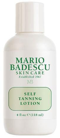 Mario Badescu Oil Free Self Tanning Lotion