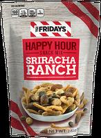 TGI Fridays Happy Hour Snack Mix Sriracha Ranch