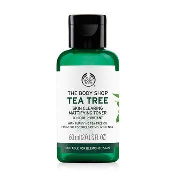 Slide: THE BODY SHOP® Tea Tree Skin Clearing Mattifying Toner
