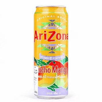 AriZona Mucho Mango Made with Real Sugar