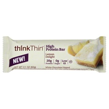 Think Products BAR,H-PROT, LEMON DELIGHT, (Pack of 10)