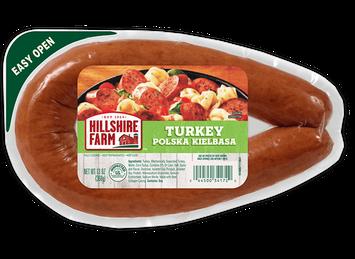 Hillshire Farm Turkey Polska Kielbasa
