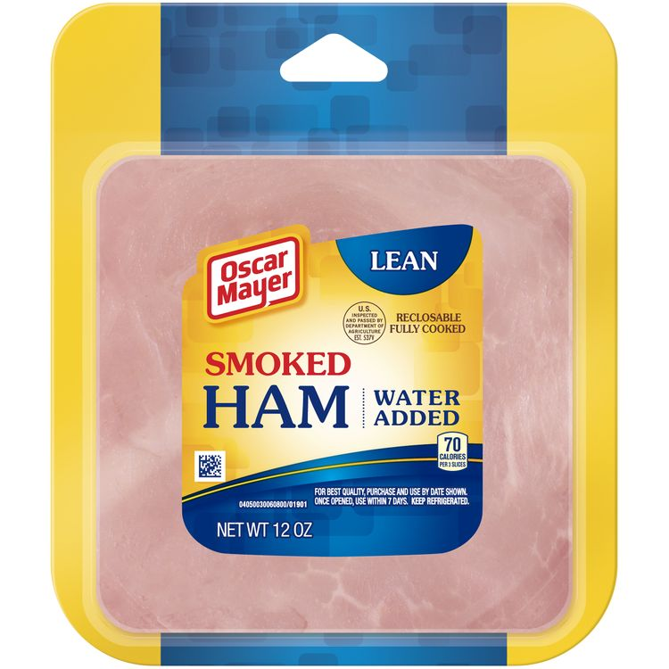 Oscar Mayer Lean Smoked Ham
