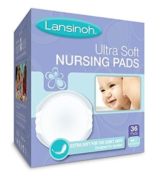 Lansinoh® Ultra Soft Disposable Nursing Pads