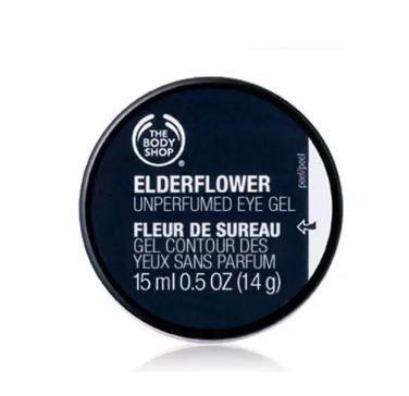 THE BODY SHOP® Elderflower Unperfumed Eye Gel