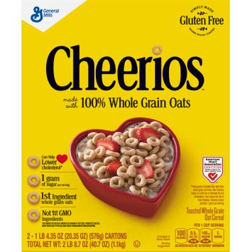 Cheerios™ Gluten Free Cereal Single Serve Singlepak .625 oz