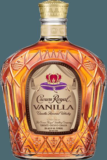 Crown Royal Canadian Vanilla Flavored Whisky