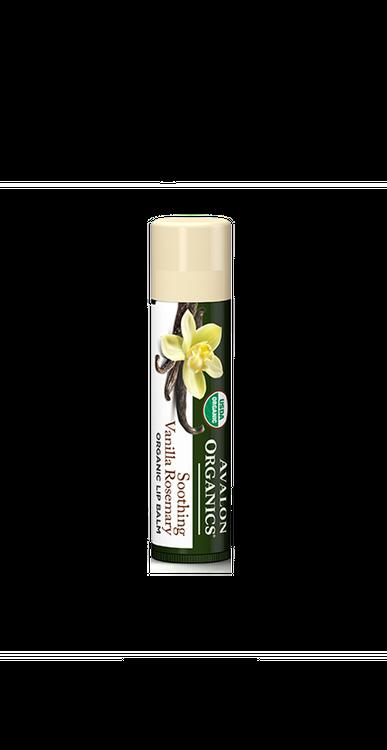 Avalon Organics Soothing Vanilla Rosemary Organic Lip Balm