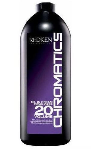 Redken Chromatics™ Oil In Cream Developer 20 Volume