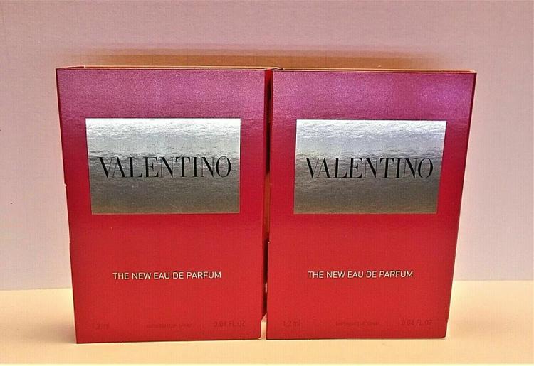 Valentino Voce Viva The Eau De Parfum .04oz/1.2ml Spray Sample Vial