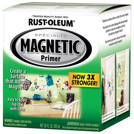 Rust-Oleum Specialty Magnetic Primer