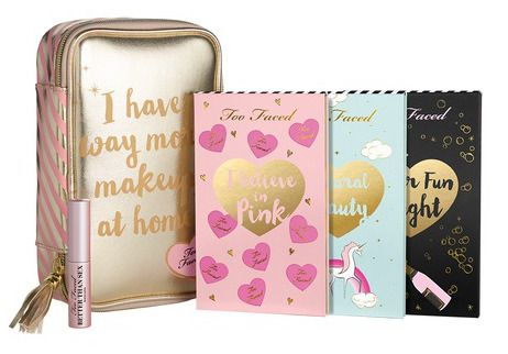 Too Faced Best Year Ever Makeup Collection