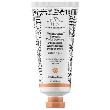 Drunk Elephant Umbra Tinte™ Physical Daily Defense Broad Spectrum Sunscreen SPF 30