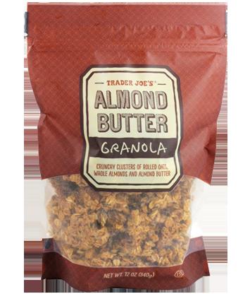 Trader Joe's Almond Butter Granola