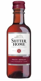 Sutter Home White Merlot