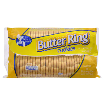 Lil' Dutch Maid® Butter Ring Cookies