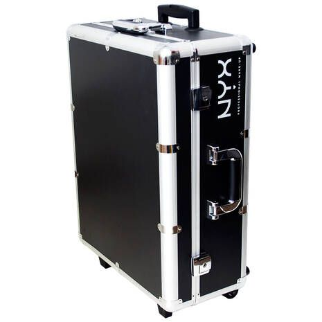 NYX X-Large Lighted Makeup Artist Train Case