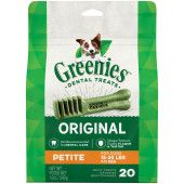 GREENIES Original Petite Dog Dental Treats
