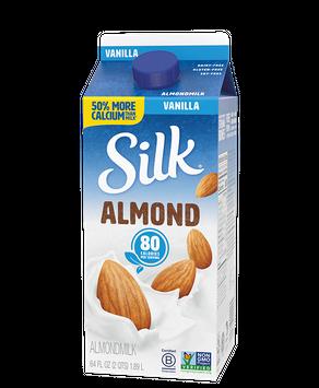 Silk Vanilla Almondmilk Singles